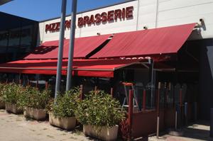 Store sur-mesure pour restaurant